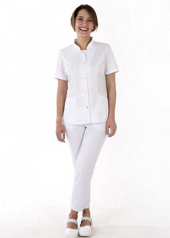Доктор Стиль Медицинская блуза «Сандра» ЛУ 1224.К - фото 6