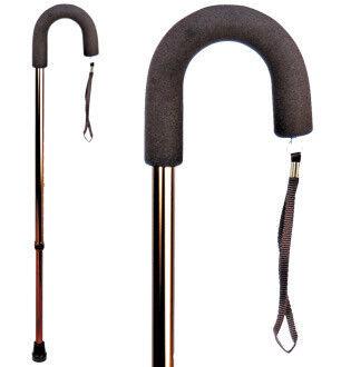 Valentine I. LTD Телескопическая трость с мягкой ручкой 10080 - фото 1