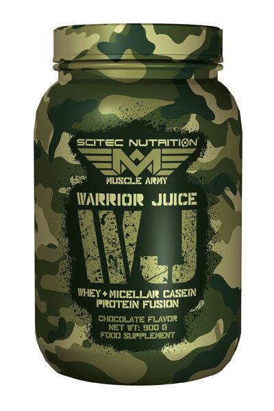 Scitec Nutrition MA Warrior Juice 900 гр - фото 1