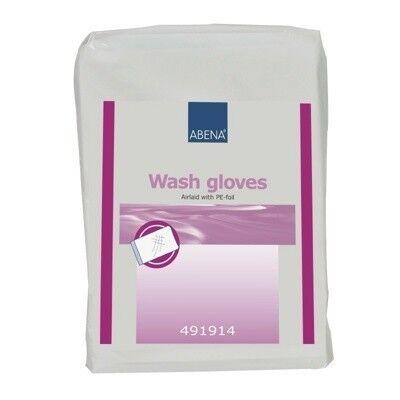 Abena Рукавицы для мытья Wash gloves - фото 1