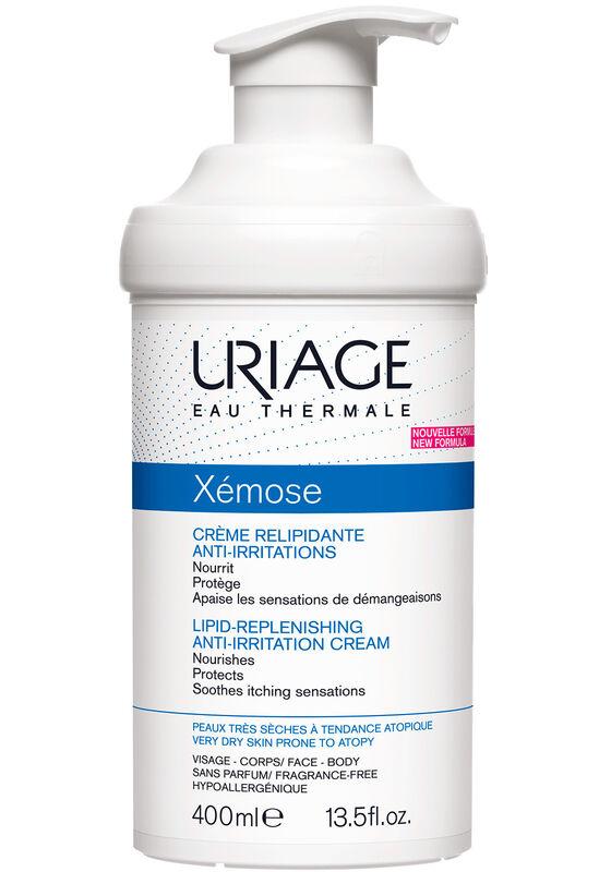Uriage Крем липидовосстанавливающий против раздражений Xеmose 400 мл - фото 1