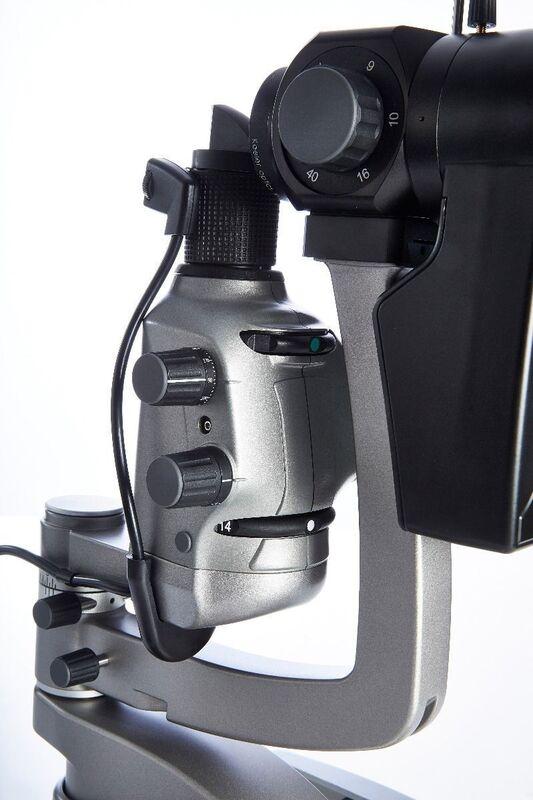 Медицинское оборудование Keeler Лампа щелевая серии SLZ 5XP digital - фото 3