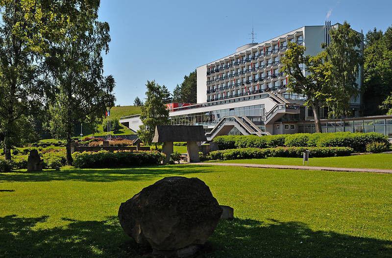 Отдых и оздоровление за рубежом Ibookmed Курорт Лучки Отель Choc (ХОЧ) 3* - фото 1