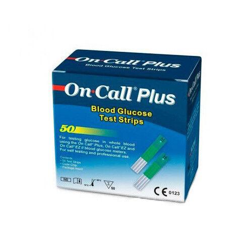 Acon Тест-полоски On Call Plus (25 шт.) - фото 1