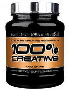Scitec Nutrition Креатин Creatine 100% Pure 1000 г - фото 1