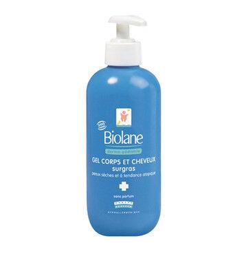 Biolane Гель для тела и волос Surgras - фото 1