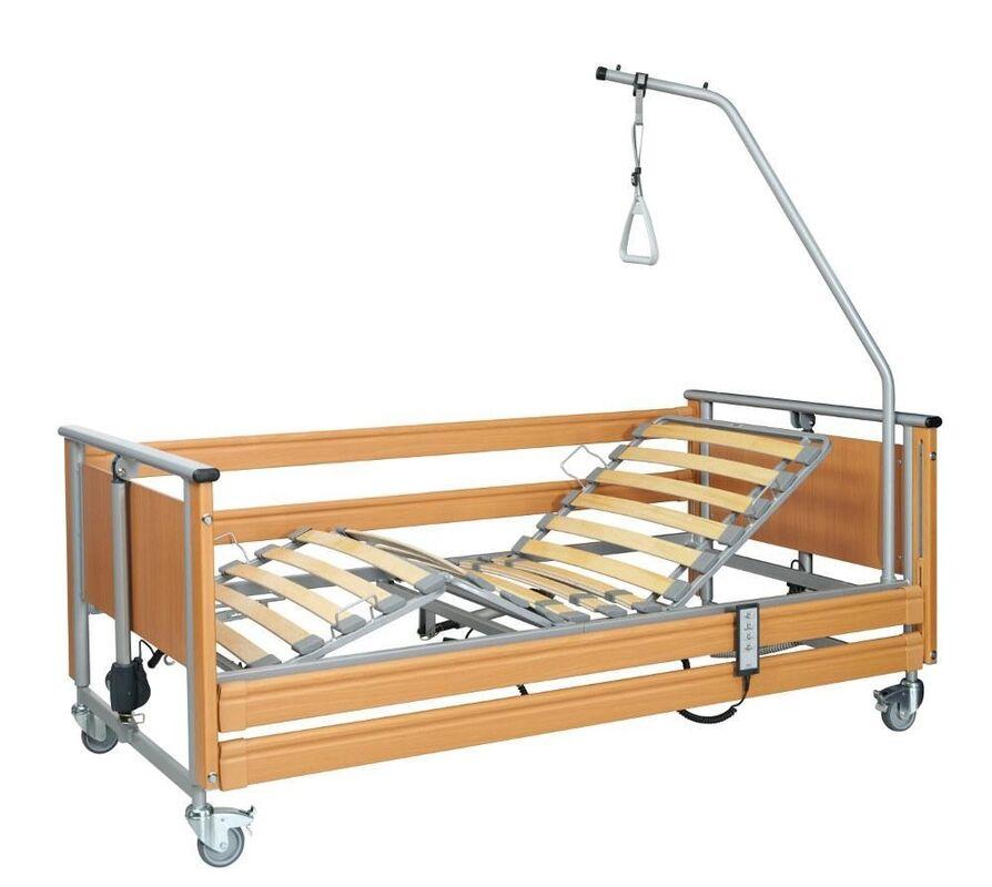 ELBUR Кровать 4-х секционная с элетроприводом PB 326 - фото 1