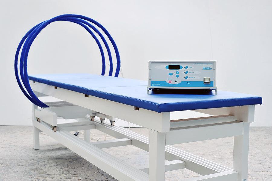 Медицинское оборудование Азгар-ФТО Установка магнитотерапевтическая бегущим магнитным полем  Колибри-Эксперт - фото 1