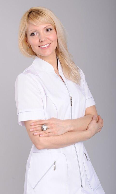 Доктор Стиль Блуза женская Кристи (лс3226) - фото 1