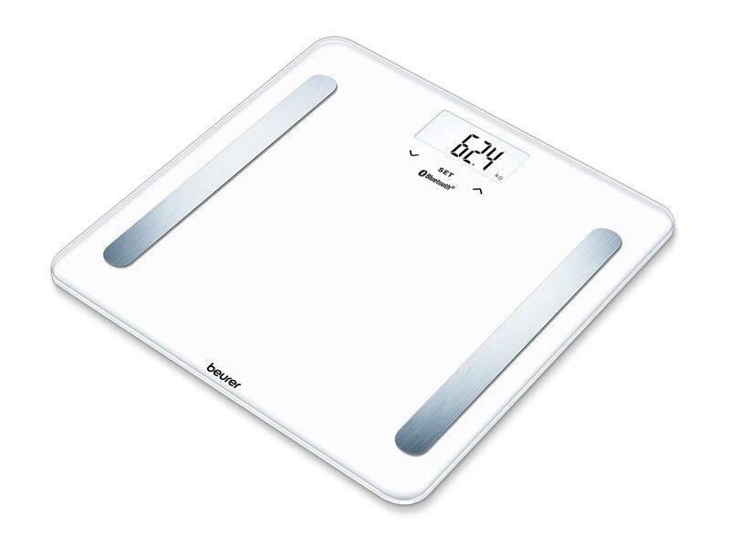 Beurer Весы диагностические BF 600 Белые - фото 1