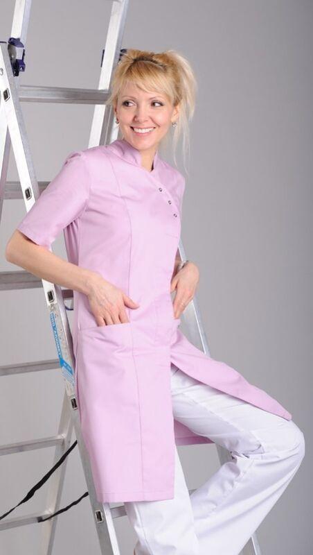 Доктор Стиль Блуза медицинская женская Восток (лл2223) - фото 2