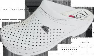 Спецобъединие Сабо Стиль мужские, белые, кожаные, PU 100m - фото 1