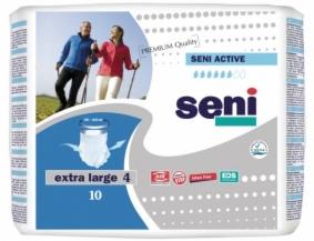 Seni Трусы впитывающие Active, размер 4 (Extra Large) - фото 1
