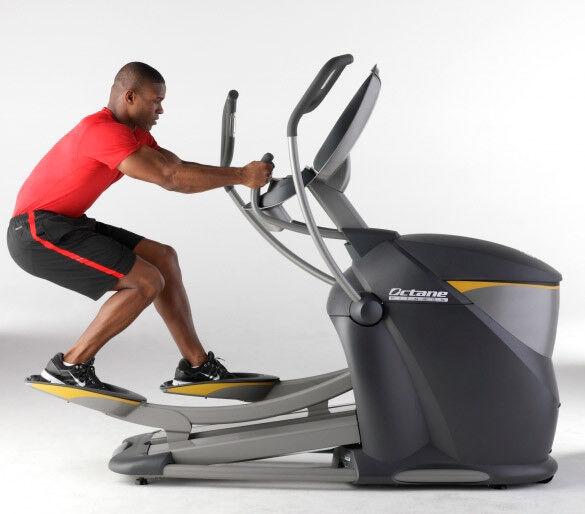 Эллиптический тренажер Octane Fitness Pro4700 Touch - фото 2