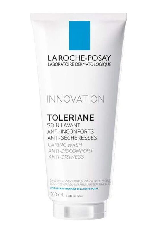La-Roche-Posay Гель для умывания CARING WASH Toleriane 200 мл - фото 1