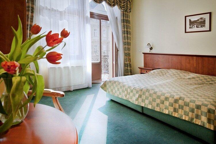 Отдых и оздоровление за рубежом Ibookmed Курорт Карловы Вары Отель Spa hotel Čajkovskij 4* - фото 3