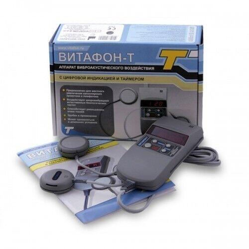 Витафон Т аппарат виброакустического воздействия с индикацией и таймером - фото 1