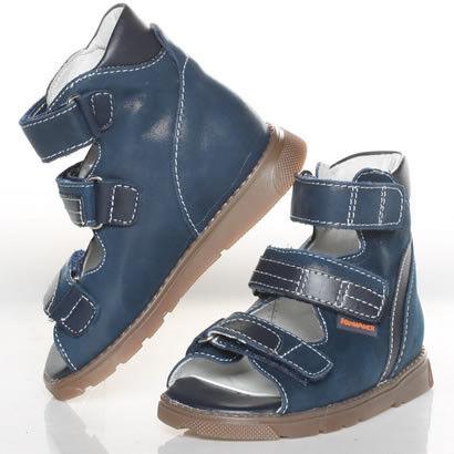 ФУТМАСТЕР Открытые мальчиковые сандалии Прометей - фото 1