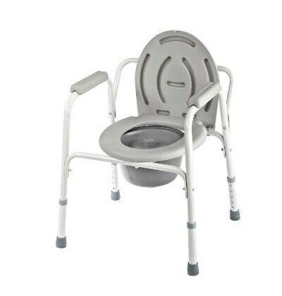 Санитарное приспособление Valentine I. LTD Кресло-туалет WC Econom - фото 1