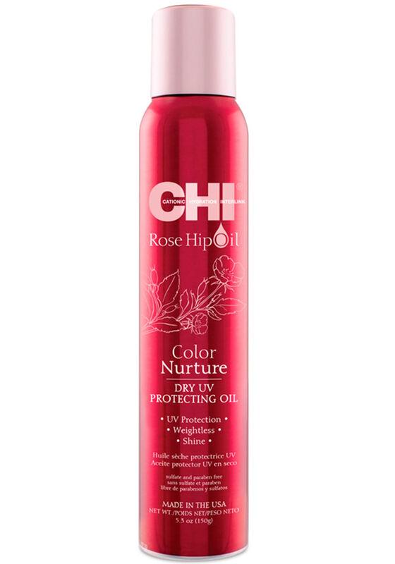 CHI Блеск для окрашенных волос Rose Hip Oil с маслом шиповника 150 г - фото 1