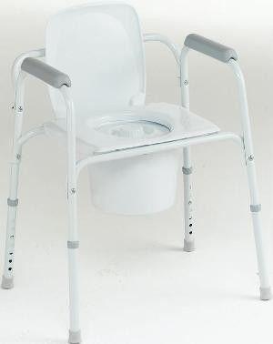 Санитарное приспособление Invacare Кресло с санитарным оснащением Styxo 9630E - фото 1