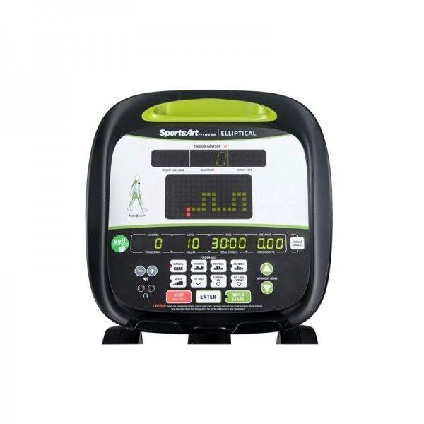 Эллиптический тренажер Sportsart E845S - фото 2