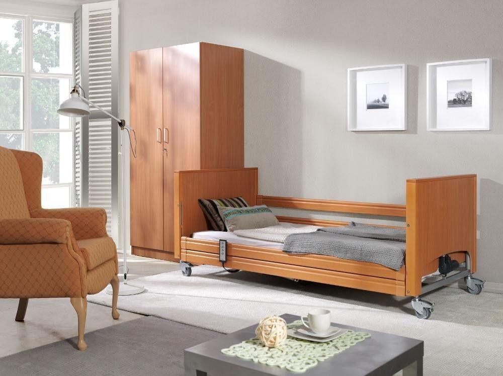 ELBUR Кровать функциональная 4-х секционная с электроприводом PB 337 - фото 2