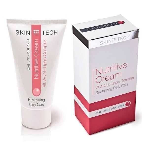 Skin Tech Питательный крем с липоевой кислотой Nutritive Cream Ace Lipoic Complex - фото 1