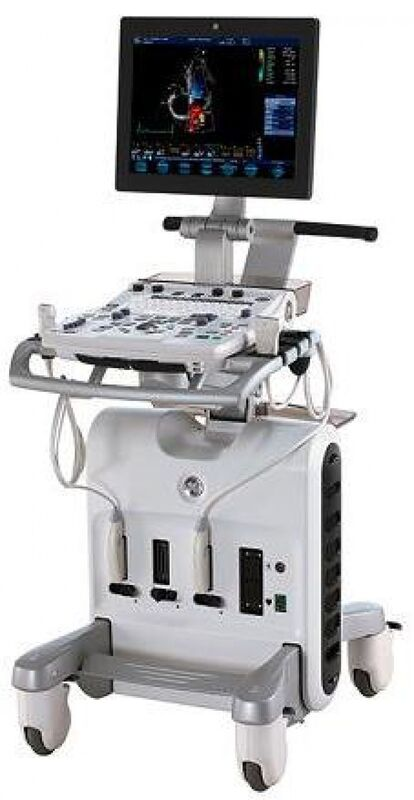 Медицинское оборудование General Electric Ультразвуковой сканер Vivid S6 - фото 1