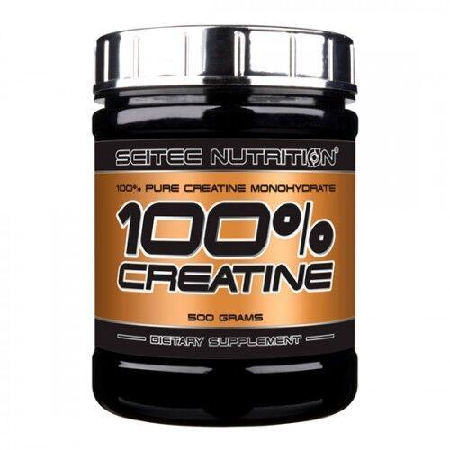 Scitec Nutrition Креатин Creatine 100% Pure 500 г - фото 1