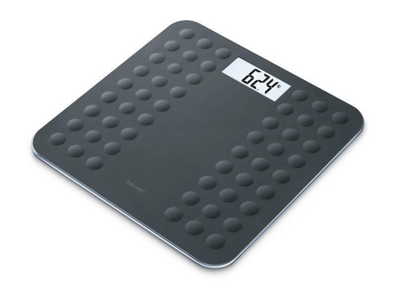 Beurer Стеклянные весы GS 300 Black - фото 1
