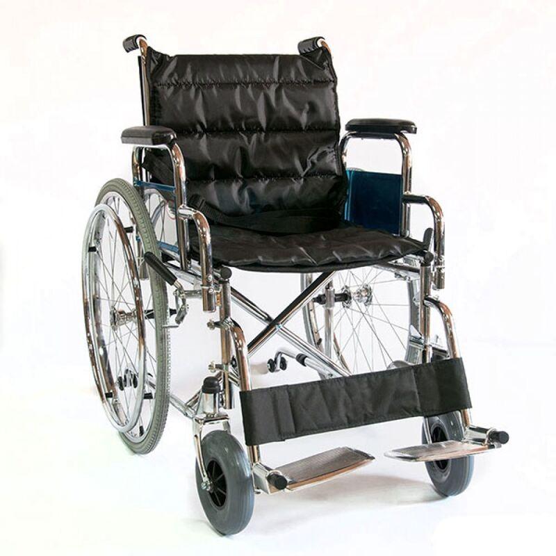 Прокат медицинских товаров Мега-Оптим Коляска инвалидная FS 902С - 41(46) - фото 1