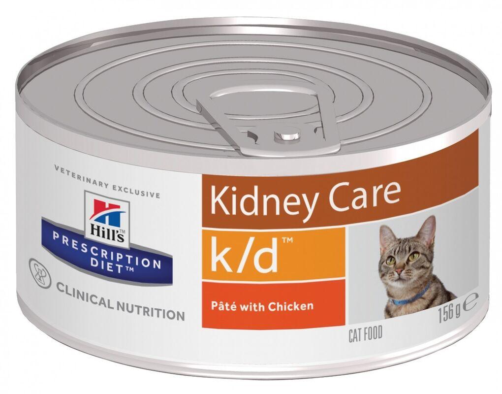 Hill's PD Feline к/d Kidney Care - фото 1