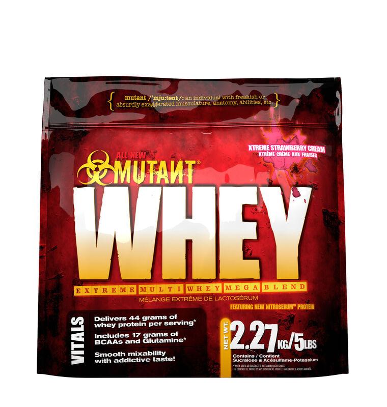 Mutant Whey (2270 гр) - фото 1
