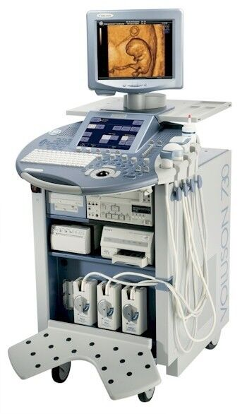 Медицинское оборудование General Electric Voluson 730 4D - фото 1