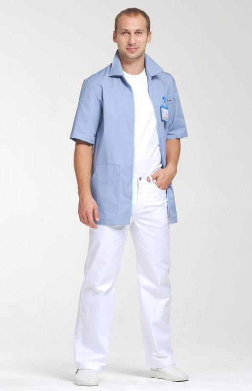 Доктор Стиль Блуза мужская Профи - фото 12