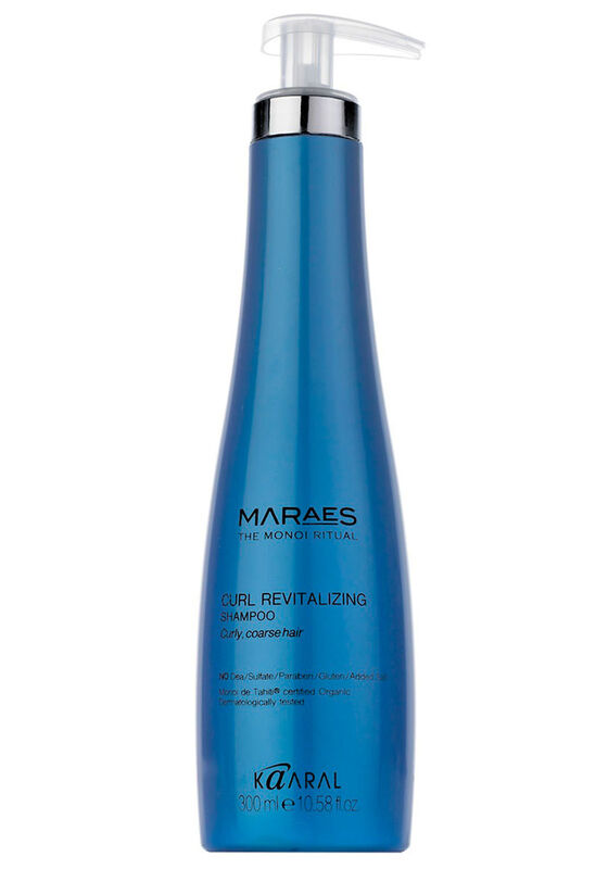 Kaaral Шампунь восстанавливающий для вьющихся волос Curl Revitalizing 300 мл - фото 1