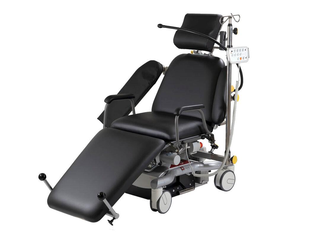Медицинское оборудование Rini Стол операционный с принадлежностями RiEye Mk2S R7 - фото 1