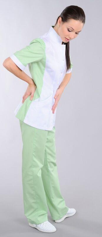 Доктор Стиль Блуза медицинская женская Панацея (лс3230) - фото 3