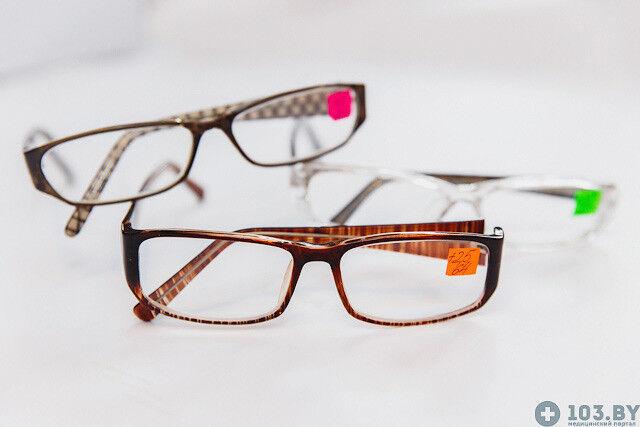 Очки Касияна Очки корригирующие в пластмассовой оправах - фото 11