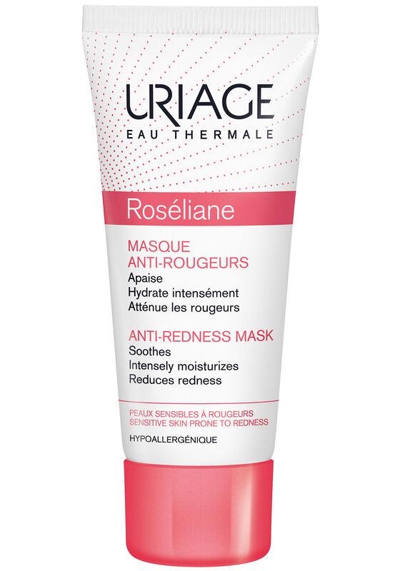 Uriage Маска для лица против покраснений ROSELIANE MASQUE ANTI-ROUGEURS 40 мл - фото 1