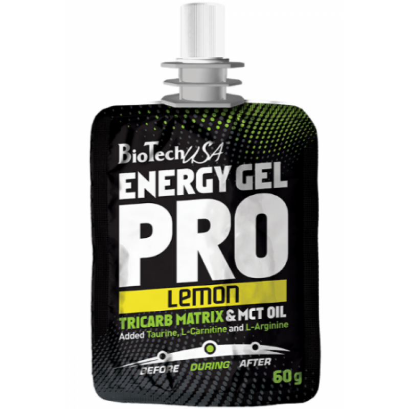 BioTech Energy Gel Professional, 60 грамм - фото 1