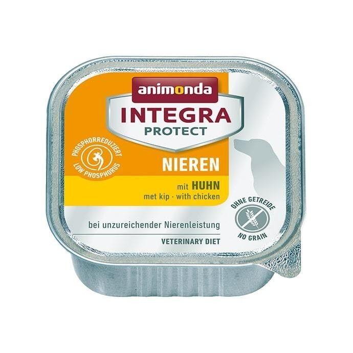 Animonda Integra Диета при заболевании почек 150 гр. х 6 шт. - фото 1