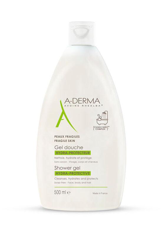 A-Derma Гель для душа увлажняющий защитный 500 мл - фото 1