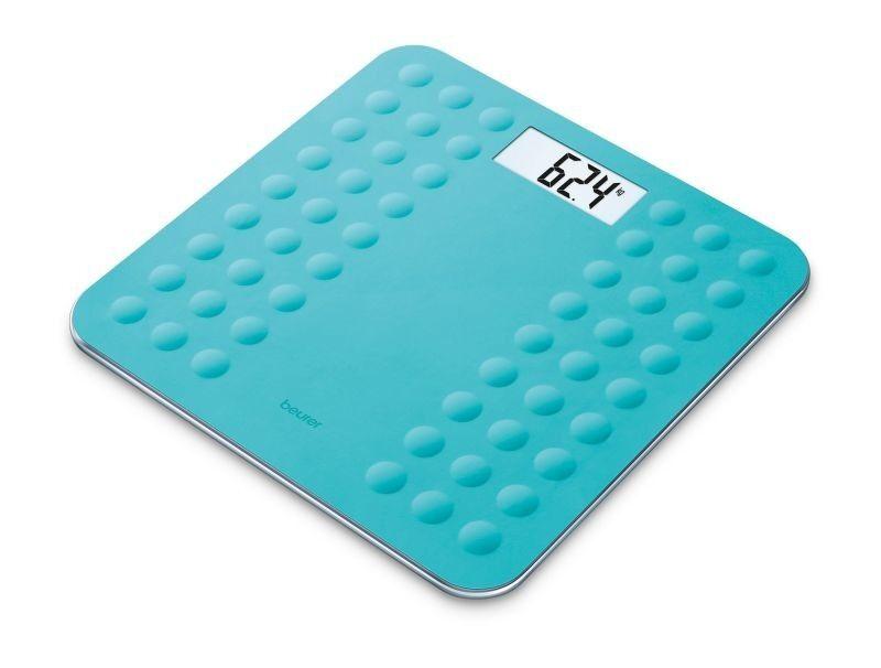 Beurer Весы напольные GS 300 (Голубые) - фото 1