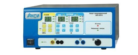 Медицинское оборудование Аксиома Электрохирургический аппарат АКСИ 9705-02 - фото 1