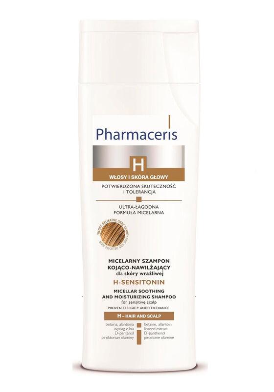 Pharmaceris Шампунь для чувствительной кожи головы H-Sensitonin специальный успокаивающий, 250 мл - фото 1