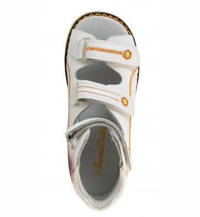 Sursil Ortho Ортопедические сандалии для девочек 15-254 - фото 3