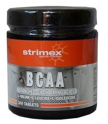 Strimex Аминокислоты BCAA 1700 300 табл. - фото 1