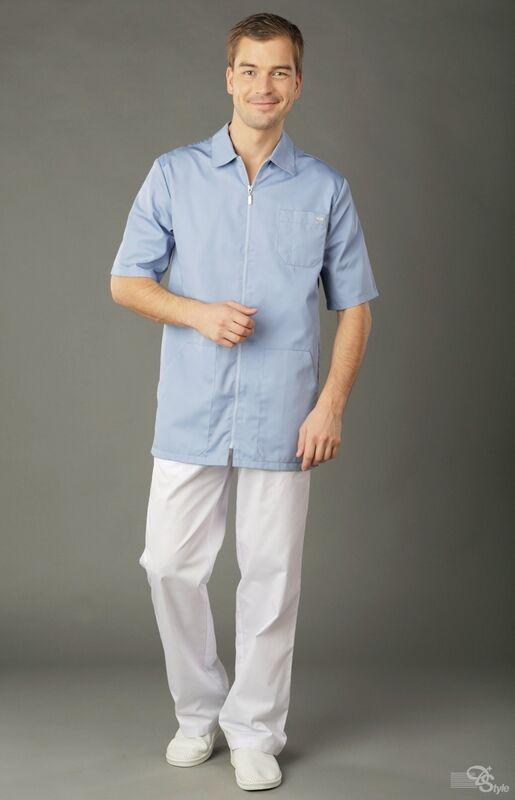 Доктор Стиль Блуза мужская Профи - фото 13